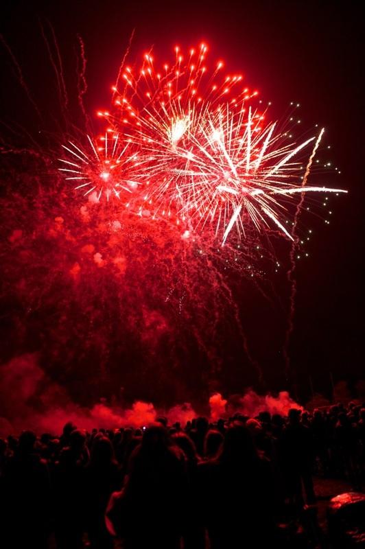 Sevenoaks Charity Fireworks 2018