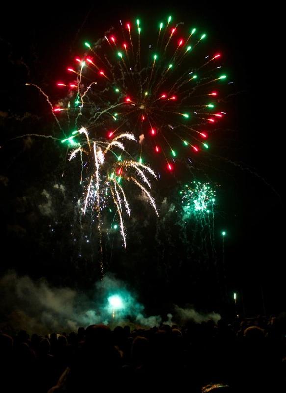 Sevenoaks Charity Fireworks 2019